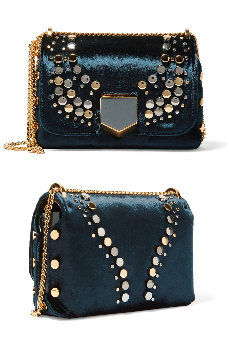 the-bag-freak-jimmy-choo-Lockett-Petite-embellished-velvet-shoulder-bag-left